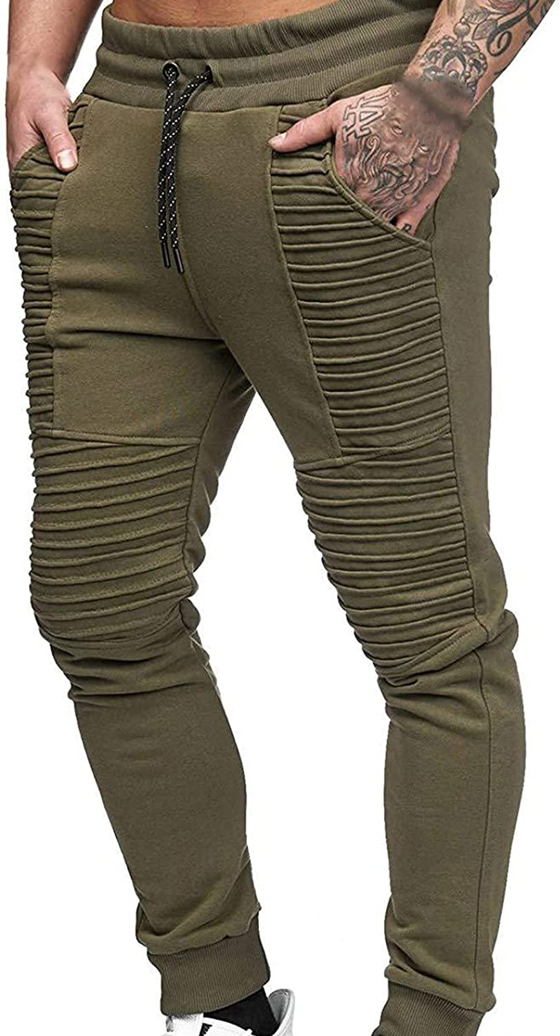 Colorado Springs Mall Men's Joggers Pants Fashion Workout Casual Sale Cargo Athletic
