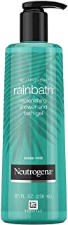 Neutrogena Rainbath 8.5 Ounce Ocean Mist Shower & Bath Gel (250ml) (2 Pack)