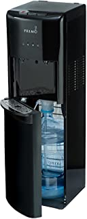 Primo 601088 Black 2 Spout Bottom Load Hot and Cold Water Cooler Dispenser