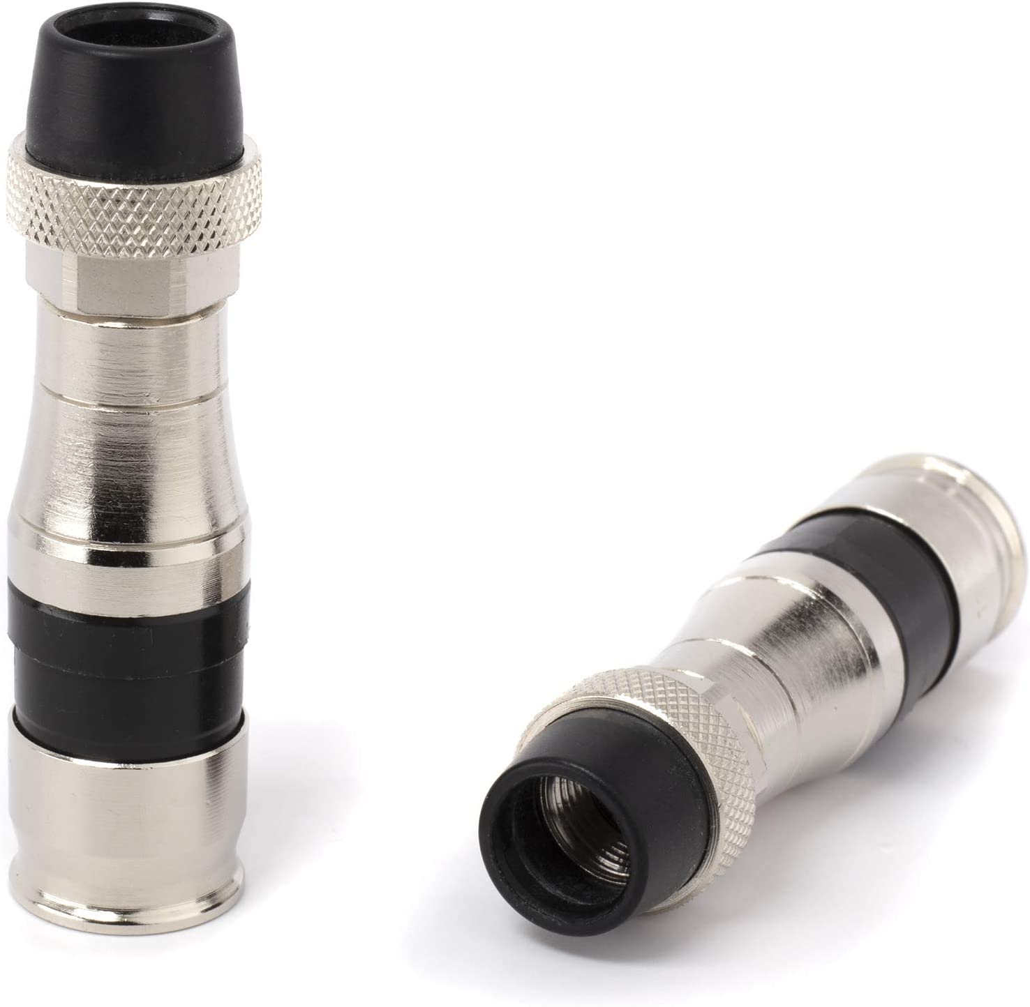 Coaxial Cable Compression Fitting Connector - Save money Coax Cabl 5% OFF for RG11