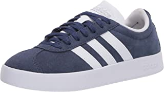 adidas Originals Women's VL Court 2.0 Suede Skate Shoes