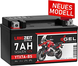 Suchergebnis Auf Für Batterie 12v 7ah Auto Motorrad
