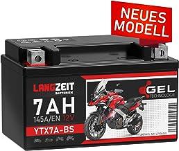 Suchergebnis Auf Für Roller Batterie 12v 7ah