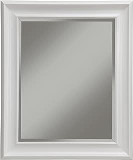Sandberg Furniture White Wall Mirror, 36