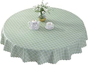 Best extra large round oilcloth tablecloth Reviews