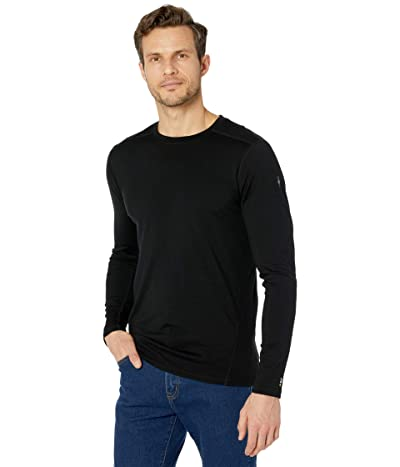 Smartwool Merino 150 Base Layer Long Sleeve (Black) Men