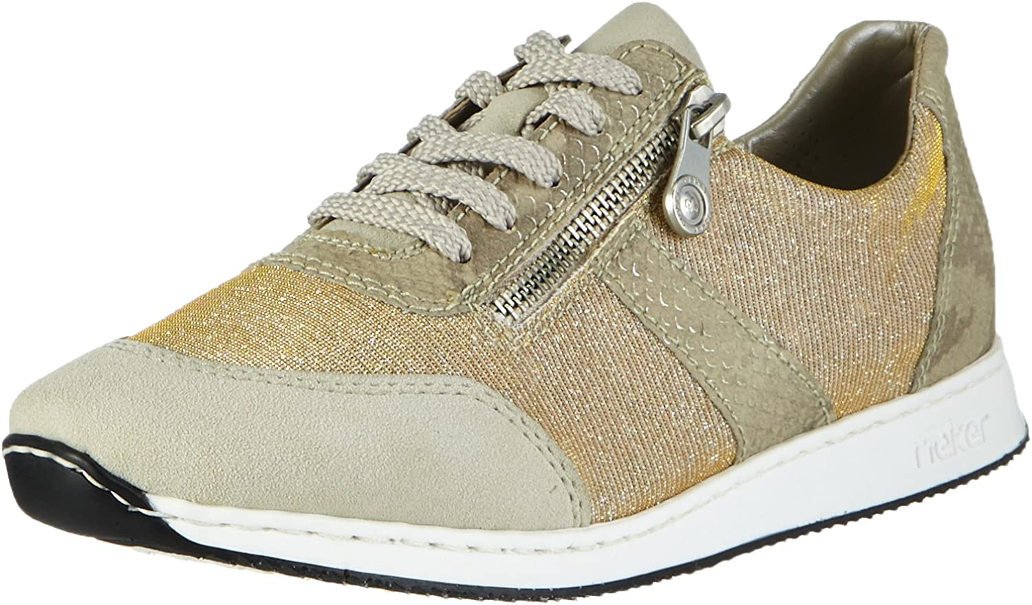 Rieker 56011 Women Low-top, Women's Low-Top Sneakers