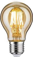 Paulmann 283.73 LED AGL 7,5 W E27 230 V goud warm wit 28373 Algemene Lamp Gloeilamp Lamp Lamp