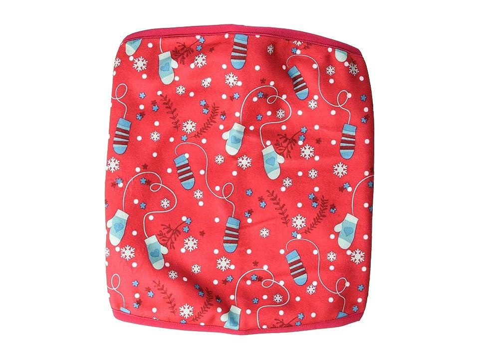 Hot Chillys Kids La Montana Print Neck Warmer (Little Kids/Big Kids) (Mittens/Black) Scarves