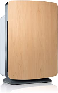 Alen BreatheSmart Customizable Air Purifier with HEPA-Pure Filter for Allergies and Dust (Maple, 1-Pack)