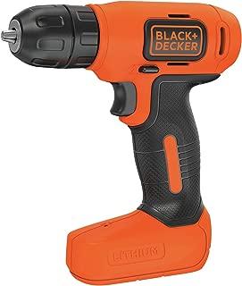 BLACK+DECKER 8V MAX Cordless Drill/Driver (BDCD8C)