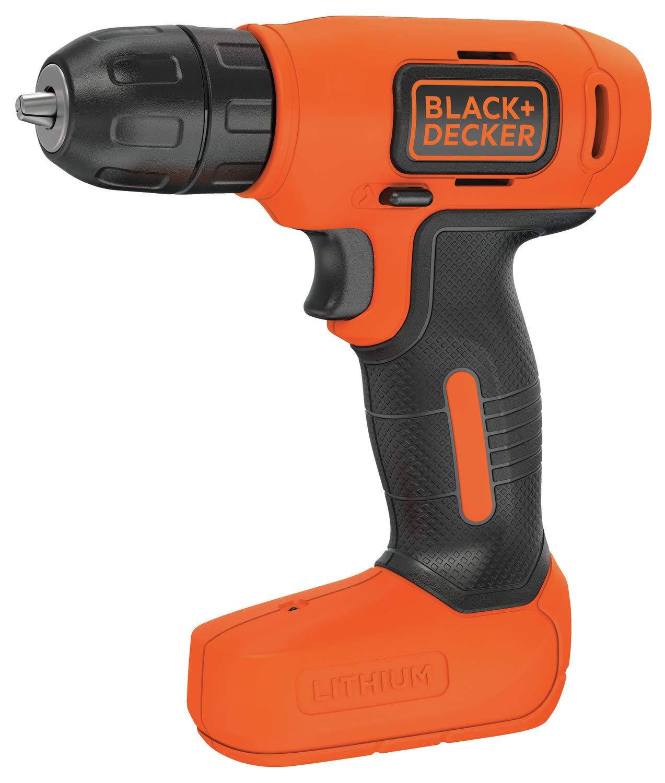 BLACK DECKER BDCD8C Lithium Drill