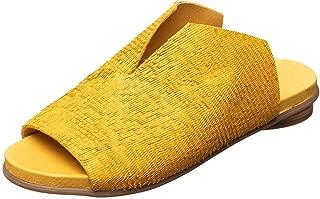 Antelope Women's A01 Leather Randee Sandal Slippers