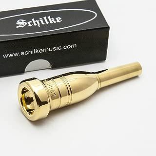 Schilke 24K Gold Trumpet Mouthpiece, 20H Heavyweight
