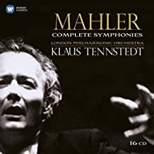 Best mahler complete symphonies klaus tennstedt Reviews