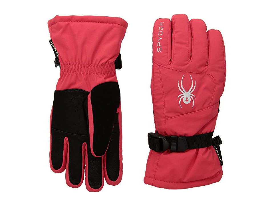 Spyder Synthesis Gore-Tex(r) Ski Gloves (Hibiscus/Hibiscus/Hibiscus) Ski Gloves