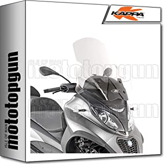 Suchergebnis Auf Für Piaggio Mp3 Scheiben Windabweiser Rahmen Anbauteile Auto Motorrad