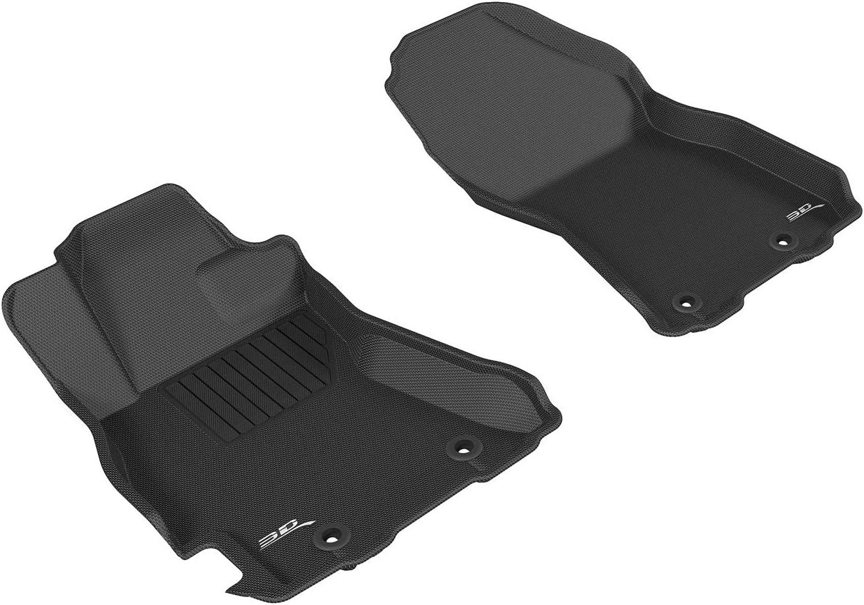 3D MAXpider Front Row Custom Fit Mat Leg Subaru Select Floor New sales for Super beauty product restock quality top