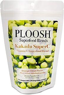Kakadu SuperC - Immunity-Boosting Blend of Vitamin C-Rich superfoods - IncludesKakadu Plum, Acerola Cherry, Finger Lime ...
