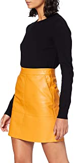 Only Onllisa Faux Leather Skirt CC Otw Gonna Donna