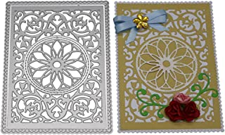 Flower Heart Metal Cutting Dies Stencils DIY Scrapbooking Album Paper Card
