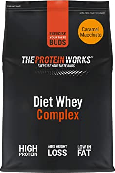 THE PROTEIN WORKS Diet Whey Complex para Perder Peso ...
