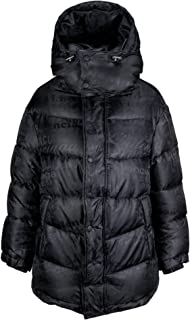 Luxury Fashion Womens 555346TFO061000 Black Down Jacket | Fall Winter 19