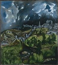 view of toledo artist