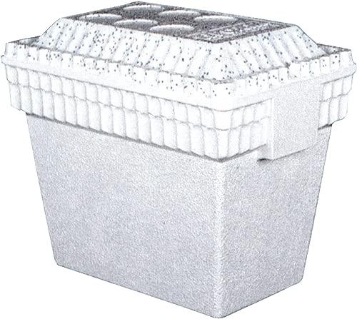 32 Qt. Styrofoam Ice Chest Cooler [Set of 24]