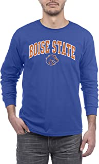 Elite Fan Shop NCAA Men's Team Color Long Sleeve Shirt