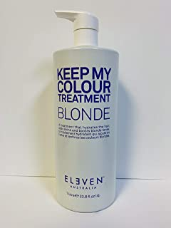 ELEVEN AUSTRALIA KEEP MY COLOUR TREATMENT BLONDE - 33.8oz Liter