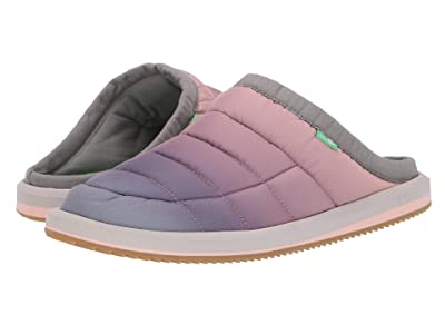 Sanuk Puff N Chill Low Ombre (Early Sunrise) Women