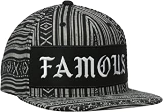 famous stars and straps cap
