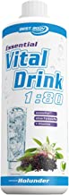 Best Body Nutrition 1000ml Essential Vital Drink Elder Estimated Price : £ 27,47