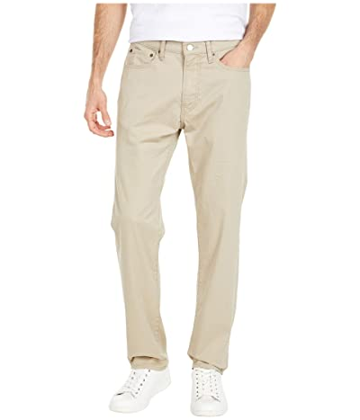 Lucky Brand 410 Athletic Fit Jeans in Sand (Sand) Men