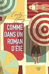 Comme dans un roman d'été (French Edition) Kindle Edition