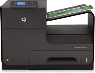 HP OfficeJet Pro X451dn Office Printer with Print Security, Remote Fleet Management & Fast Printing, HP Instant Ink & Amazon Dash Replenishment Ready (CN459A)