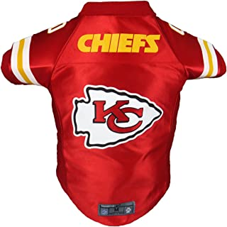 kc chiefs dog apparel