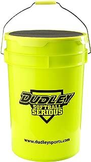 Dudley 48010A Softball Equipment, Yellow