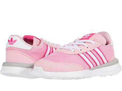 adidas Originals Kids Retroset EL I (Toddler) (Light Pink/Footwear White/Shock Pink) Girls Shoes