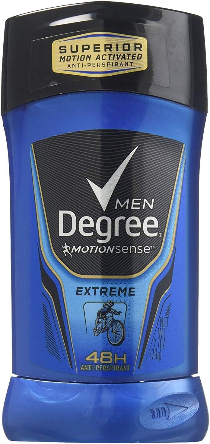 Degree Men Adrenaline Series Extreme Deodorant Ranking integrated 1st place Ranking TOP7 Antiperspirant