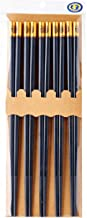 Dolphin Collection WHPPS226 Chopstick, Gold (5 Pair)