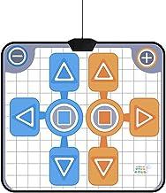 $34 » ZQTHL Non-Slip Dancing Step Dance Mat Pad, Durable Double Person Non-Slip Dance Dancing Pad Mat for Nintendo Wii Console G...