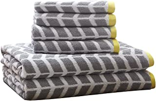 Best yellow print towels Reviews