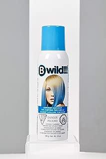 Bwild Temporary Hair Color Spray, Bengal Blue