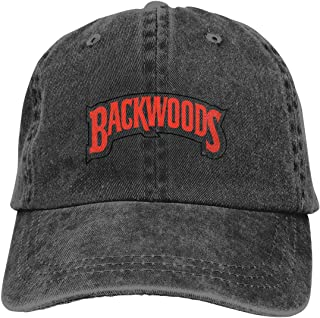 Backwoods Baseball Cap Men Women Golf Hats Adjustable Plain Cap