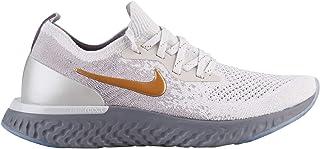 Nike Womens Epic React Flyknit Metallic Prem Running Trainers Av3048 Sneakers Shoes