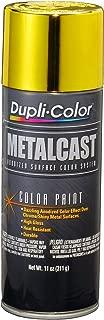 Dupli-Color (EMC202007-6 PK Yellow Anodized Coating - 11 oz. Aerosol, (Case of 6)