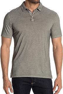 Star USA Men's Short Sleeve Polo Shirt Garment Washed