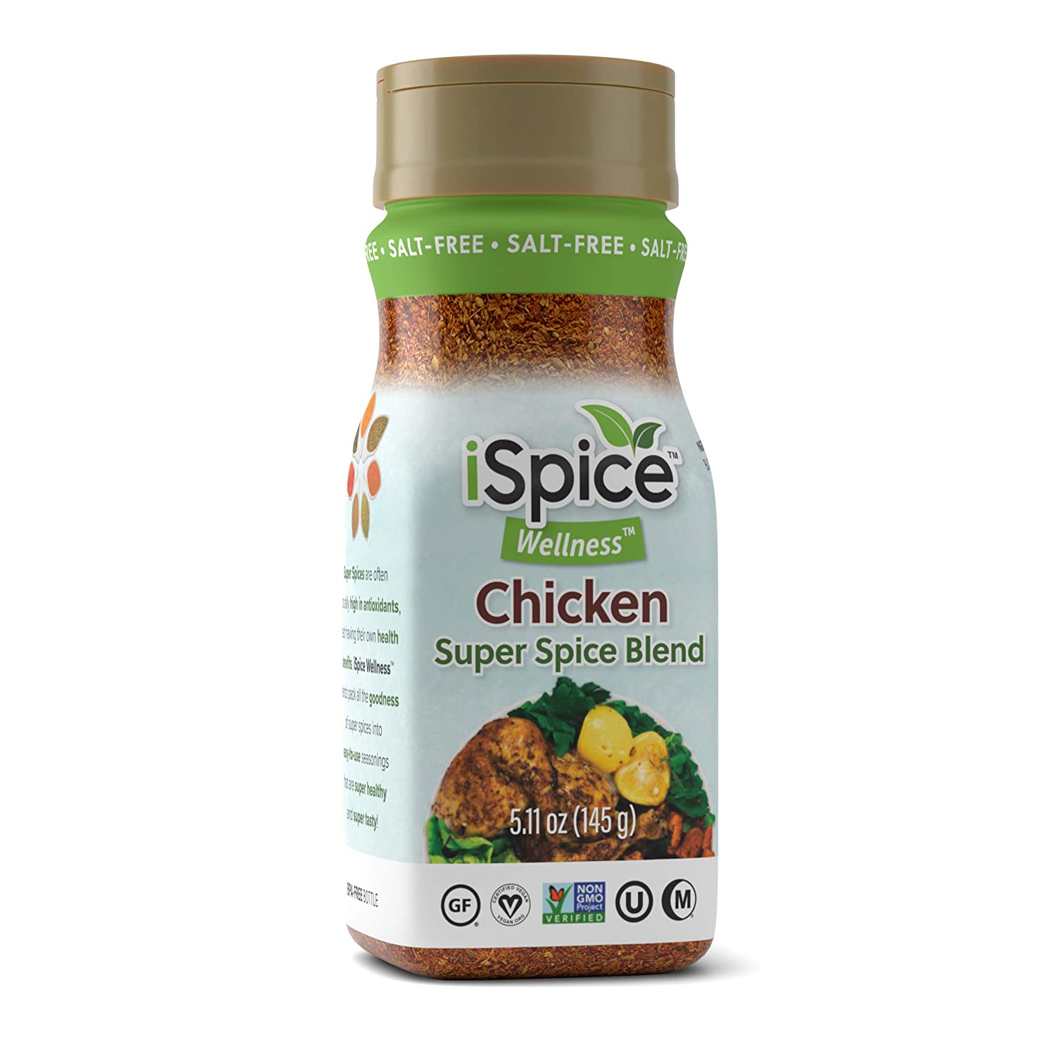 iSpice Beauty products - Max 73% OFF Salt-Free Sugar free Chicken Wellness 100% Sup Pure